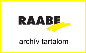 Raabe archív tartalom logó