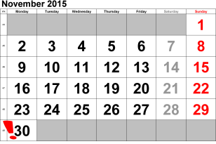 Fontos határidő közelít