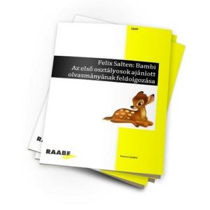 Bambi - játékos feladatok az olvasmány feldolgozásához
