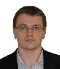 Bárány Zsolt Béla tanár, laborvezető.
