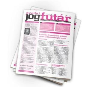 Óvodai Jogfutár - Online verzió