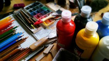 Személyiségfejlesztés a művészet eszközeivel. Kreatív technikák felhasználási lehetőségei a személyiségfejlesztésben és a tehetséggondozásban