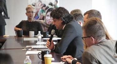 Deutsch Tamás a magyarországi digitális oktatási stratégiáról beszélt New Yorkban
