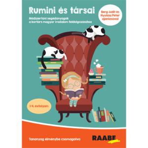 Rumini és társai ─ Négy kortárs magyar meseregény (Rumini, A kétbalkezes varázsló, Helka, A sötétben látó tündér)