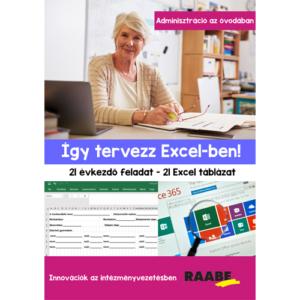 Így tervezz Excel-ben!