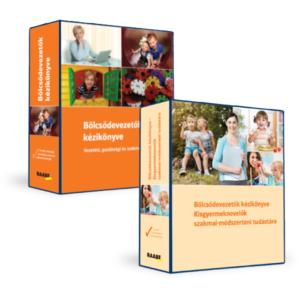 Bölcsődevezetők kézikönyve - komplett csomag
